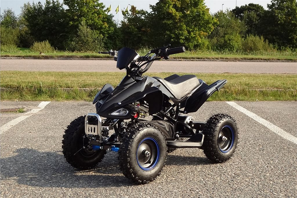 ATV El 800W T5X med back