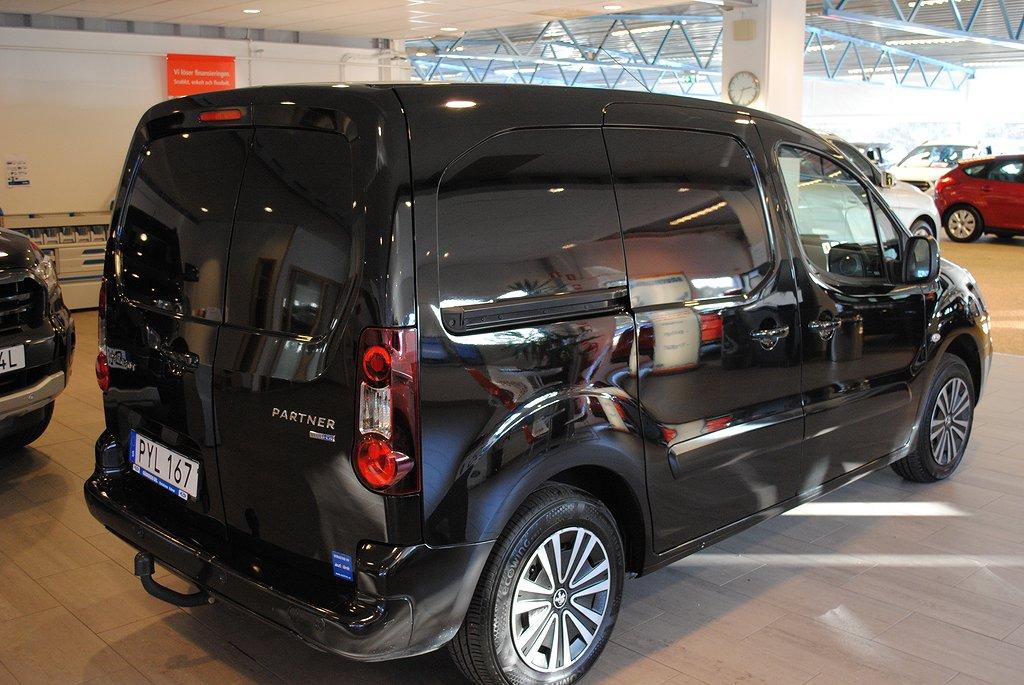 Peugeot Partner 1.6 BlueHDi 100hk Euro 6