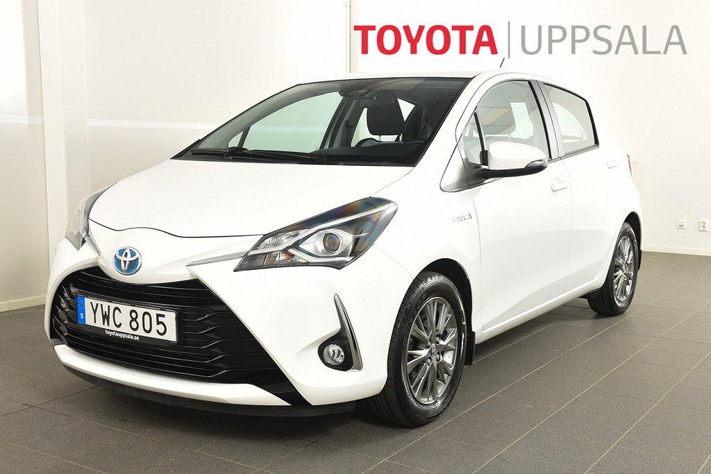 Toyota Yaris 1,5 Elhybrid Active M-värmare