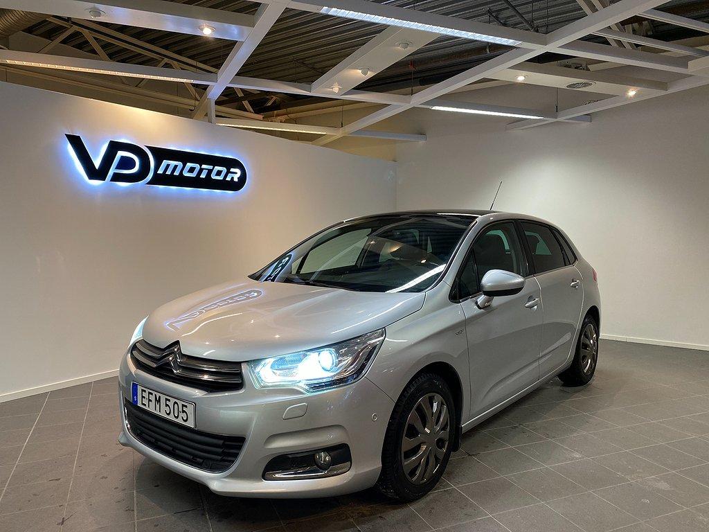 Citroën C4 1.6 HDi Aut Exclusive Panorama Drag