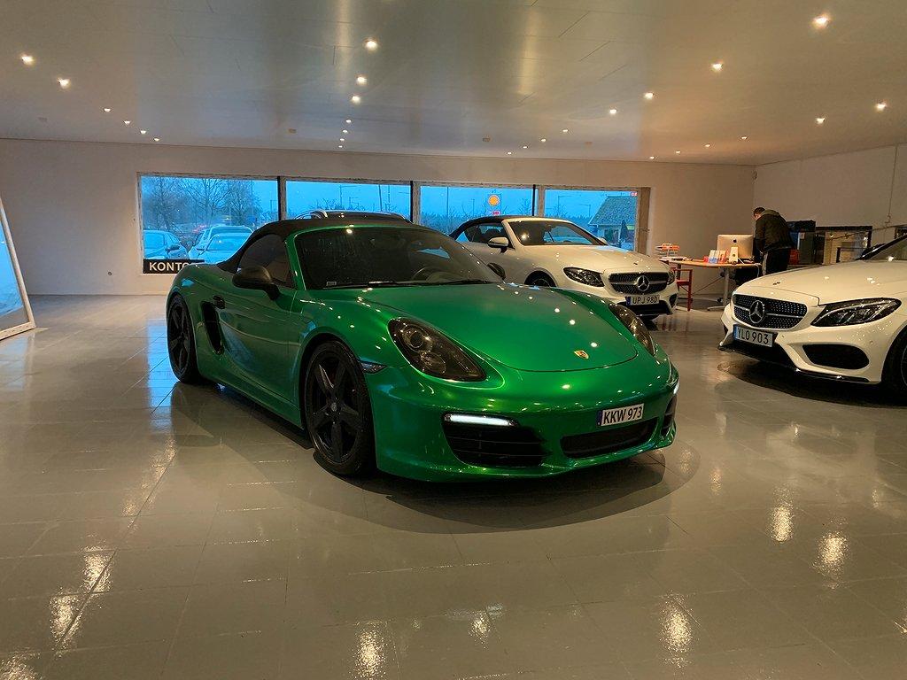 Bild till fordonet: Porsche Boxster