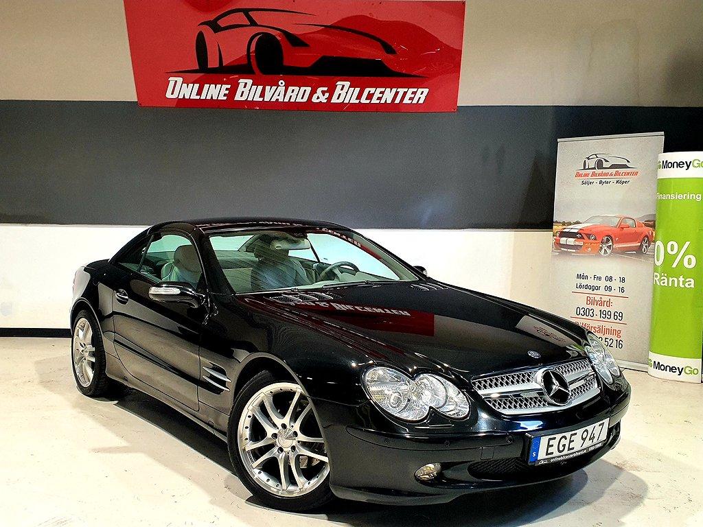 Mercedes-Benz SL 350 5G-Tronic 245hk /Cabriolet/ Automat