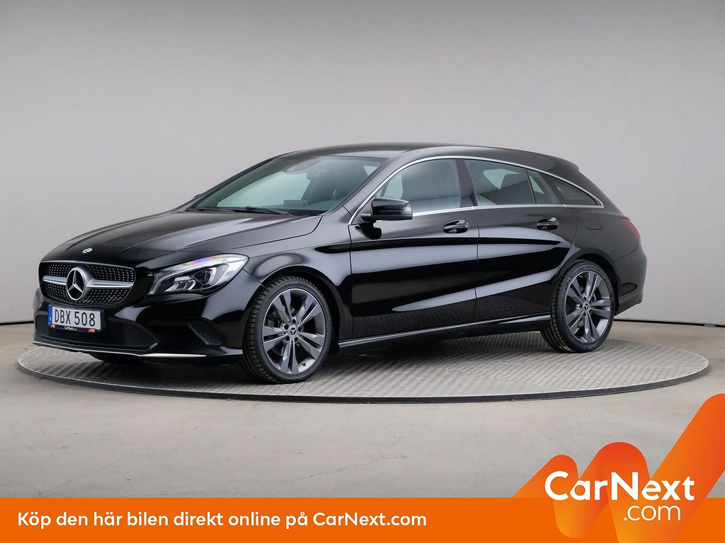 Mercedes-Benz CLA 200 D Shooting Brake Aut SE Edition