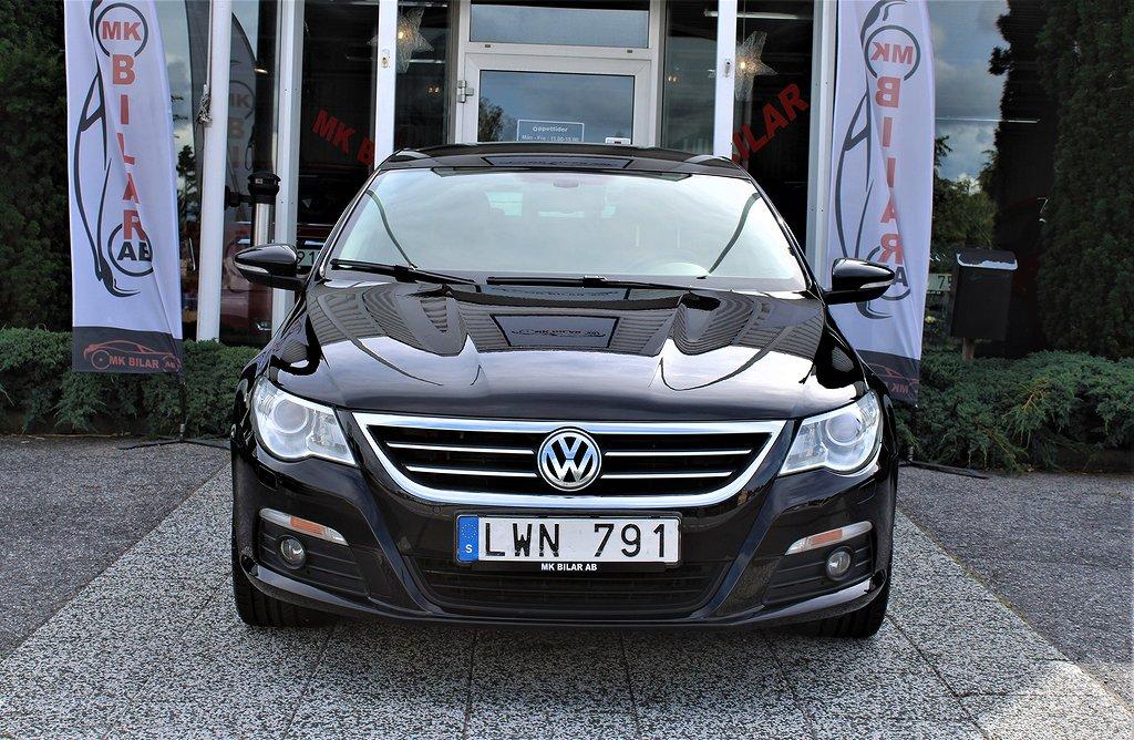 Volkswagen CC 2.0 TDI 4Motion DSG Sekventiell Highline 170hk