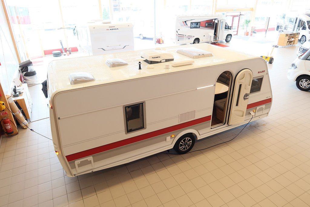Husvagn, 1-axl Kabe CLASSIC 600 XL KS  9 av 33