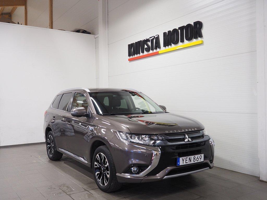 Mitsubishi Outlander P-HEV 2.0 Hybrid 4WD Business Webasto 2016