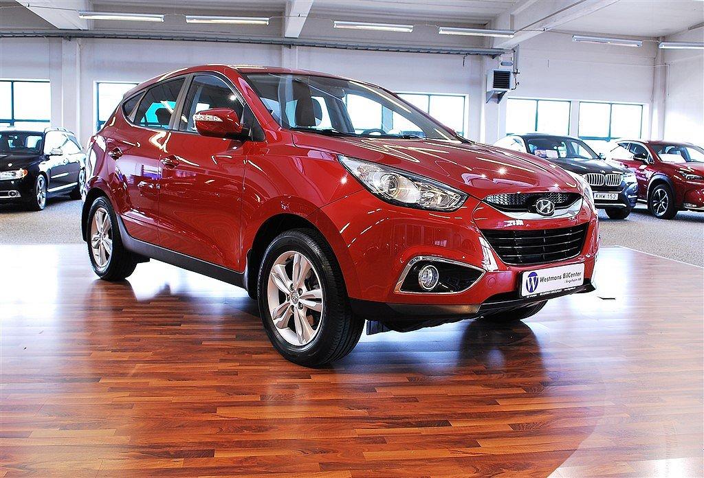 Hyundai ix35 2.0 163hk Drag