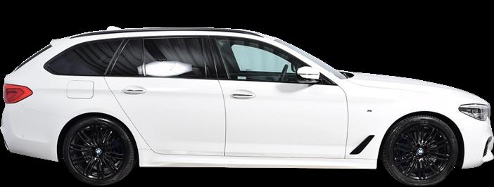 Modellbild av en BMW 5-serie Touring