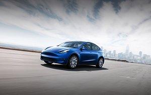 Så klarar sig Tesla Model Y mot Volvos nya elbil