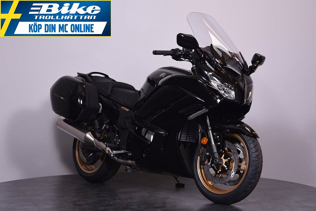 Yamaha FJR1300AE Ultimate Edition SPARA 15000kr