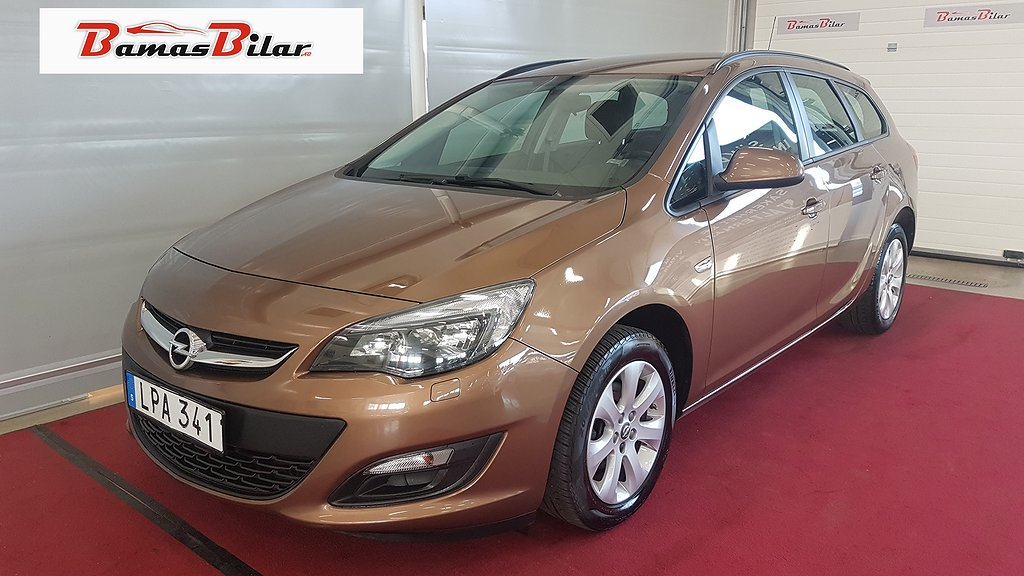 Opel Astra Sports Tourer 1.6 115hk Dragkrok