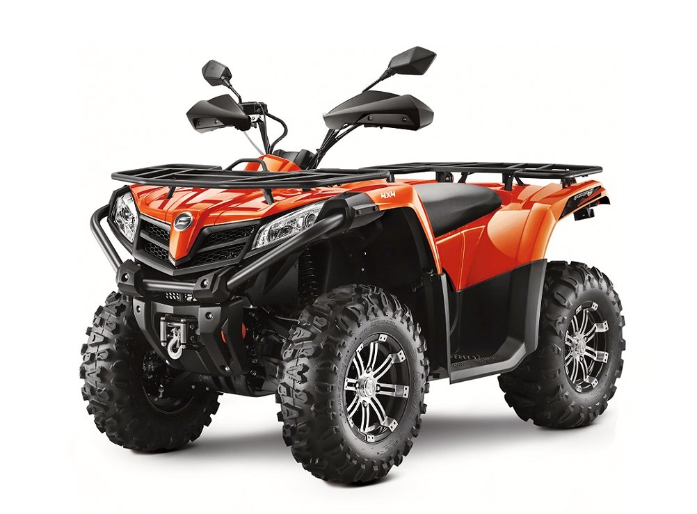 CF Moto C Force 450 EFI Orange