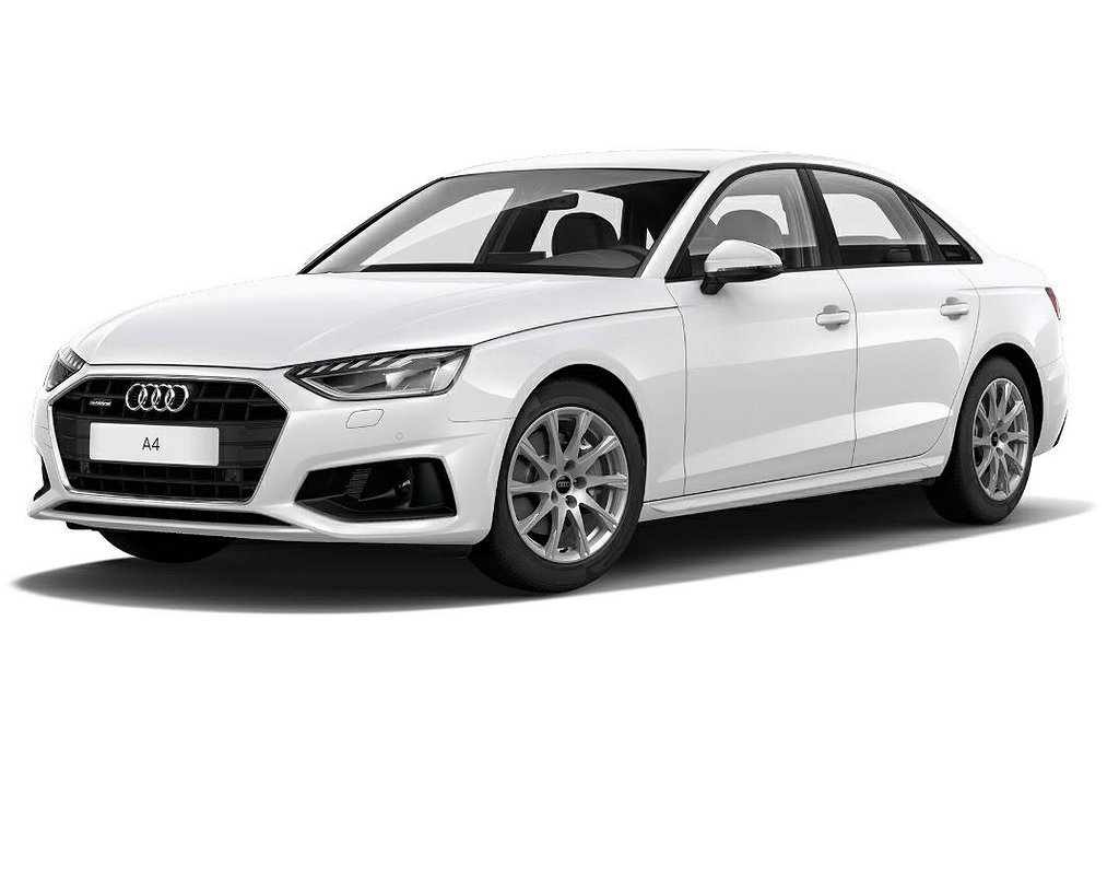 Audi A4 Privatleasa fr 3995:-/mån inkl serviceavtal