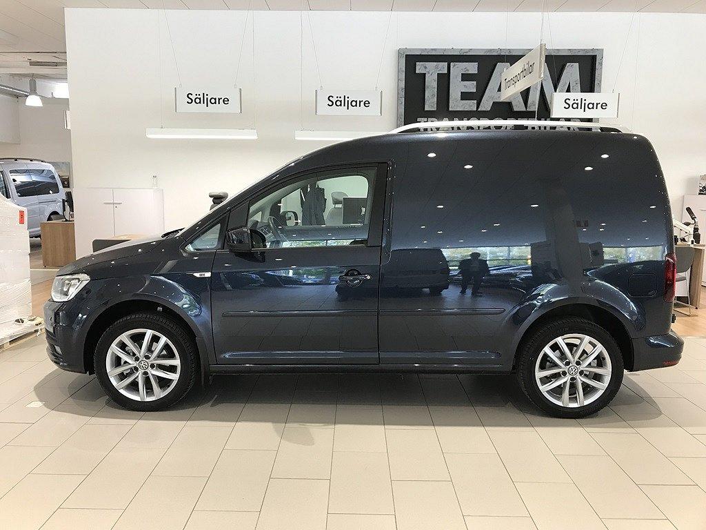 Volkswagen Caddy Skåp EU6 TDI 150HK DSG EU6