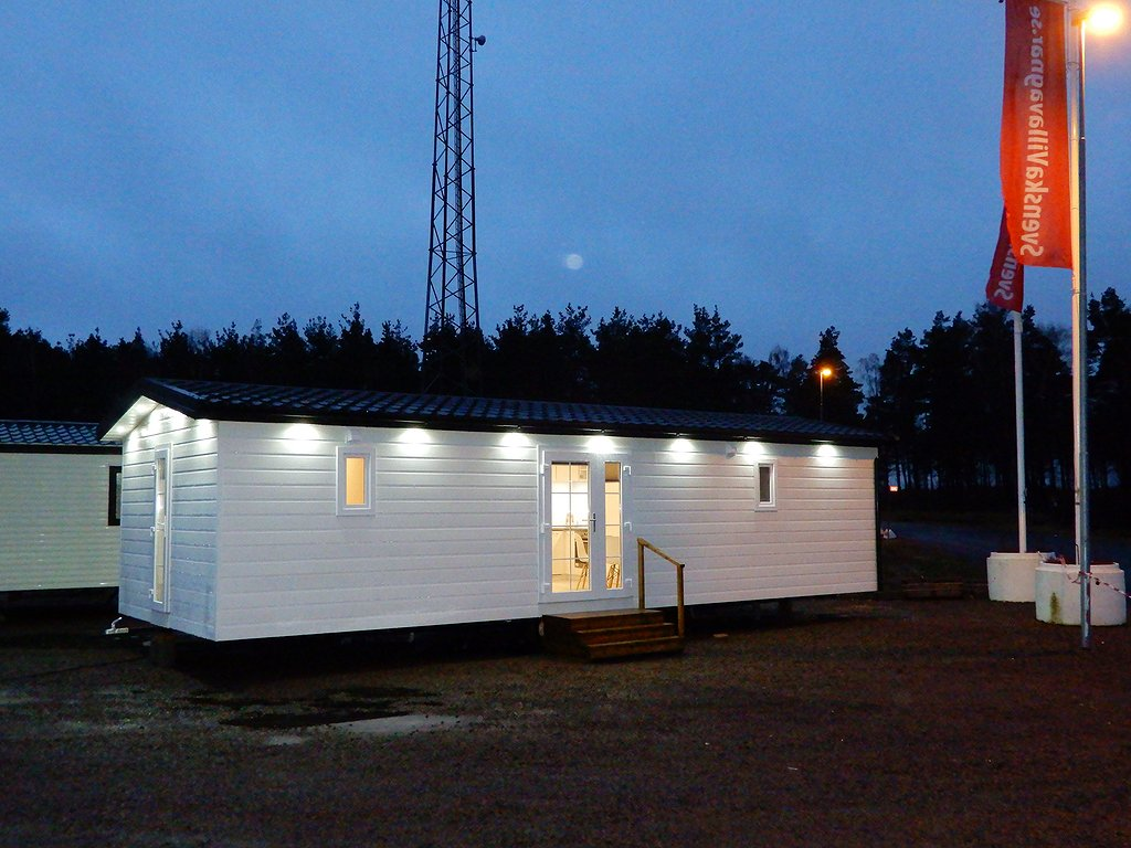 SvenskaVillavagnar Premium Johanesvik 40m2 2020 Johanesvik 40m2 2020
