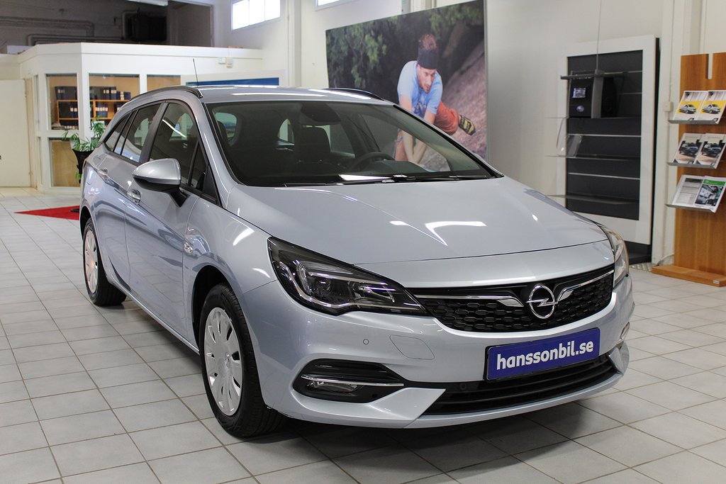 Opel Astra ST Summer Edition P110