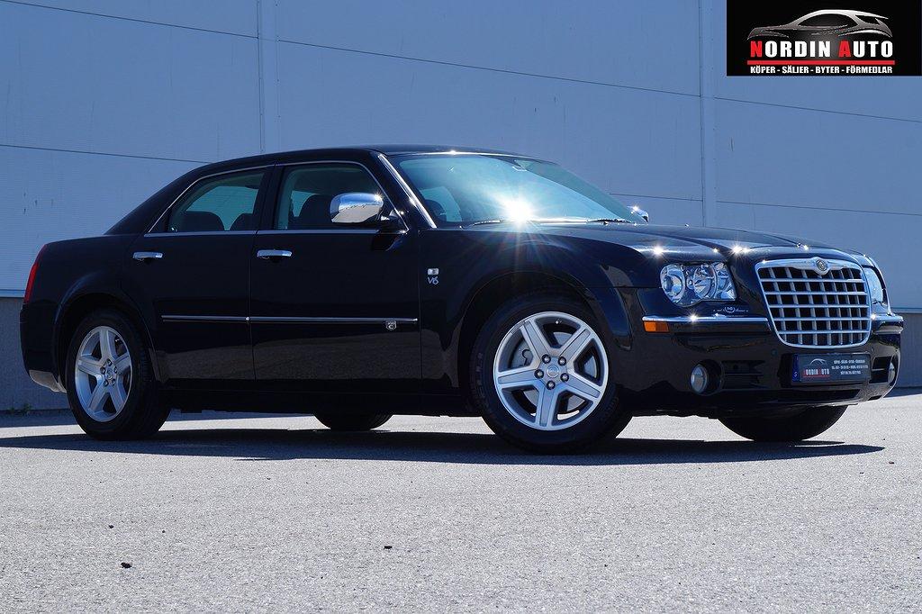 Chrysler 300C 2.7 V6 SV-SÅLD NYSKICK#590mil#