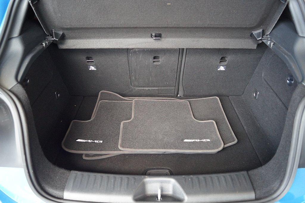 Mercedes-Benz AMG A 45 4MATIC Exclusive 381hk/Panoramatak/Backkamera