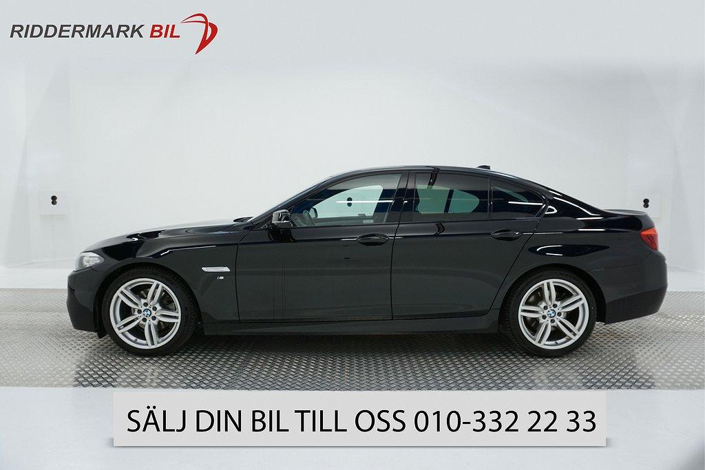 BMW 520 d Sedan M Sport Harman Drag Pdc Eu6 190hk