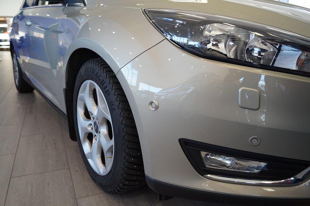 Ford Focus Kombi 1.0 125hk EcoBoost Titanium Kombi