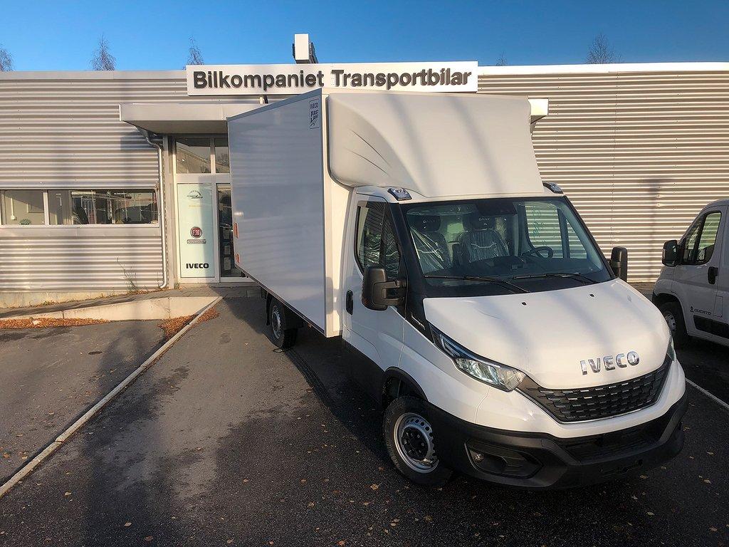 Iveco Daily Fast Lane Skåp & Lift, Låg skatt