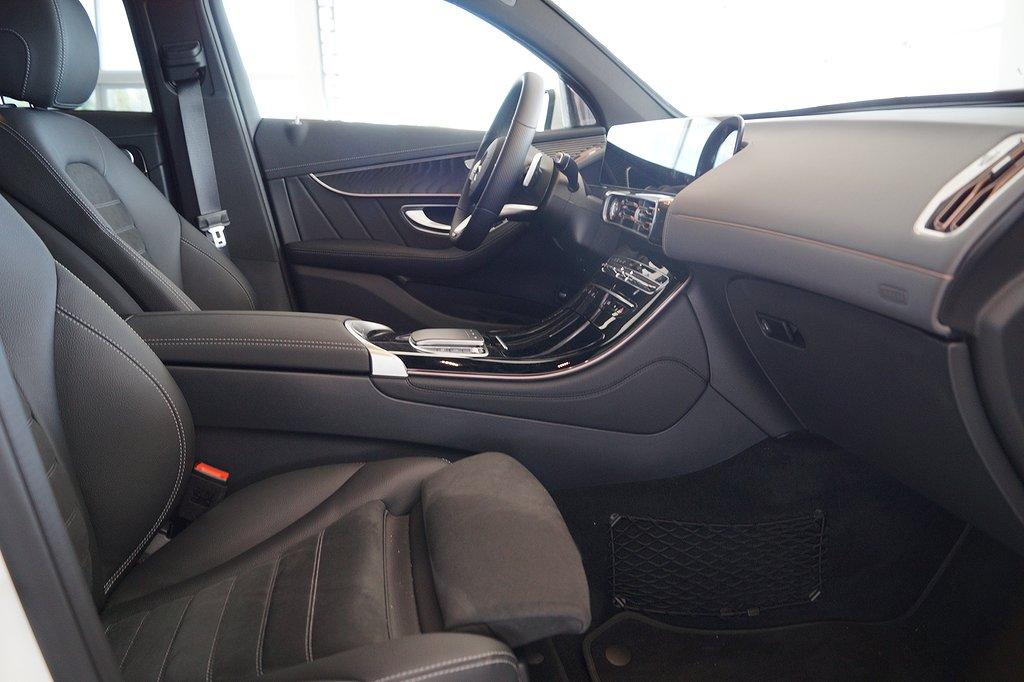 Mercedes-Benz EQC 400 4MATIC // DEMO