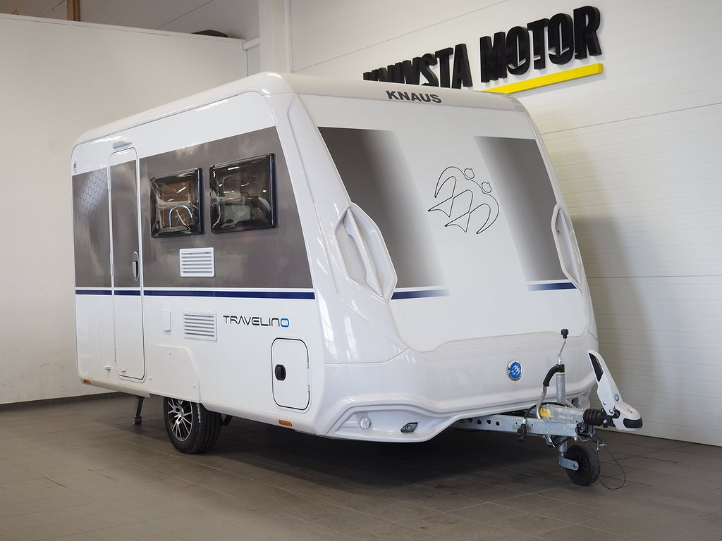Knaus Travelino 400 QL 900 kg totalvikt 2020