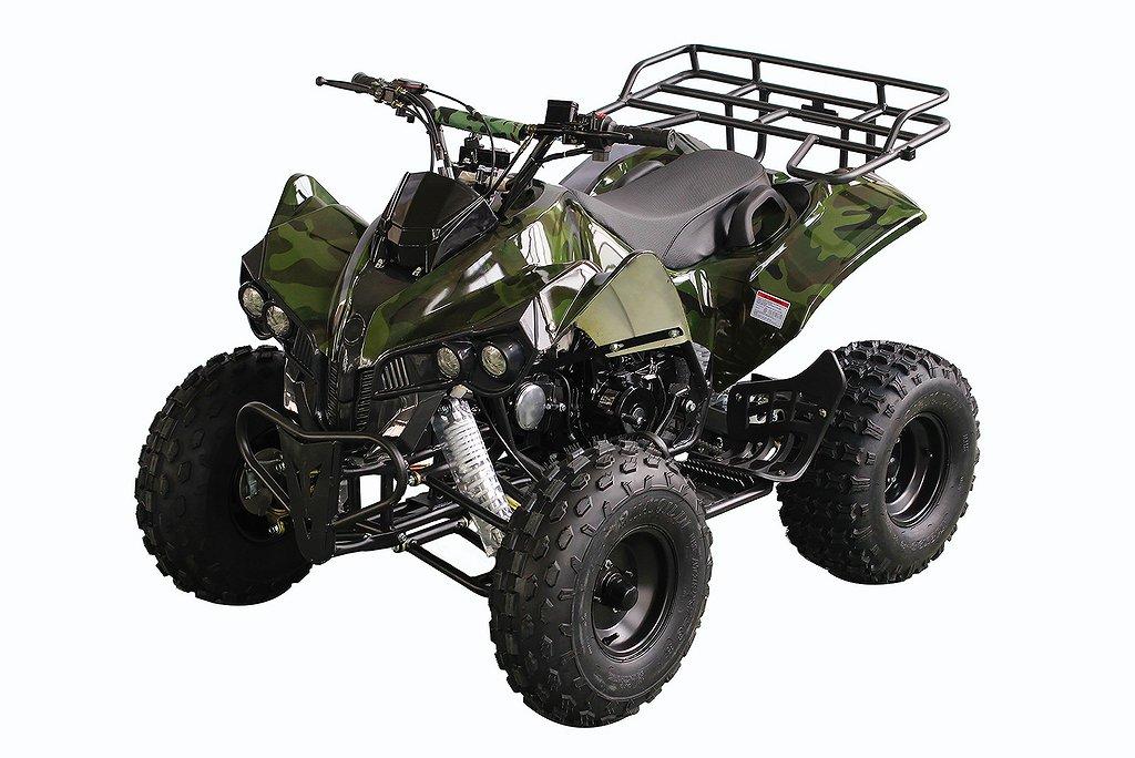 ATV Renegade 125cc 3 växl. + back - REA