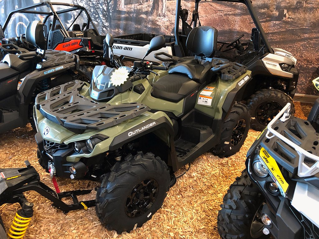 Can-Am Outlander MAX PRO+ T 570