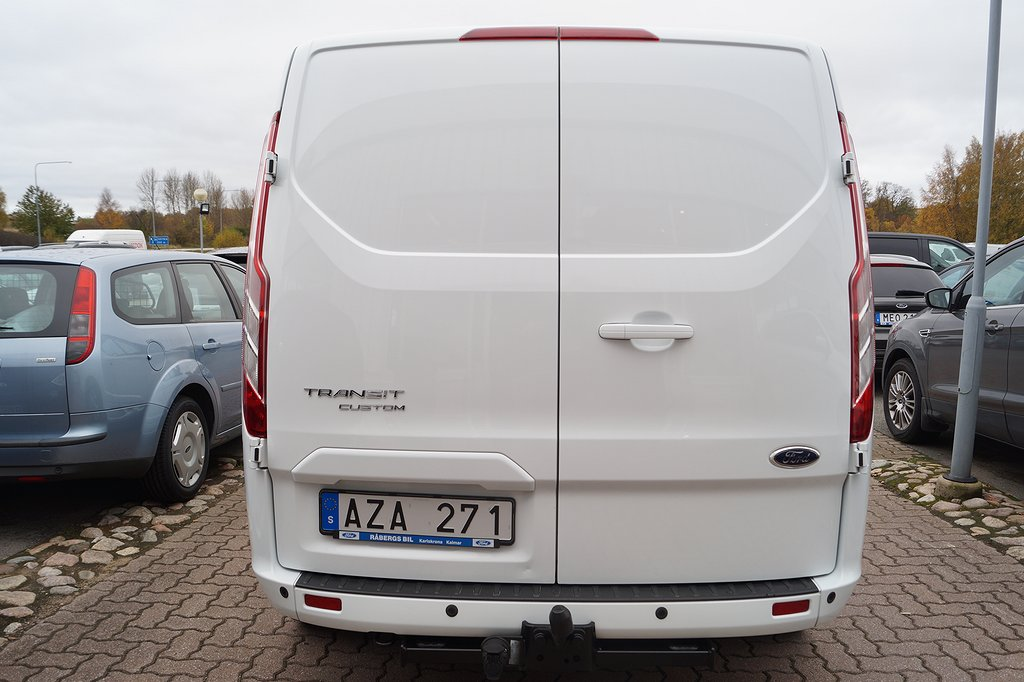 Ford Custom 2,2 155hk Limited Skåp