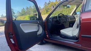 En otroligt fin Saab 900 Talladega Coupé. Foto: Bilweb Auctions.