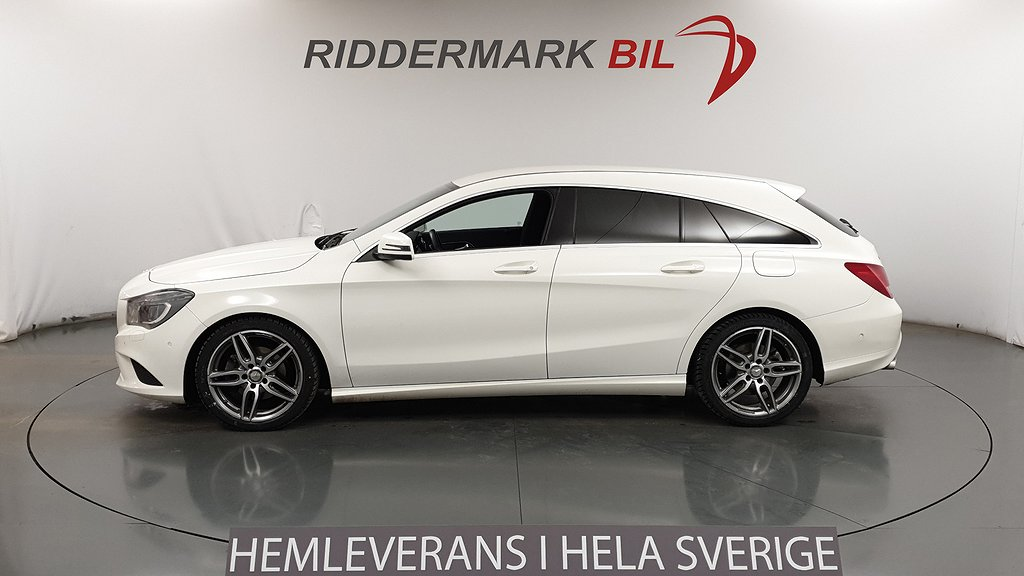 Mercedes-Benz CLA 220 d Shooting Brake Nyserv Eu6 Drag 177hk