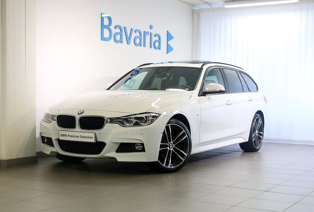 BMW 320 i xDrive Touring M-Sport Innovation Edt Connected Parking Nav Dr