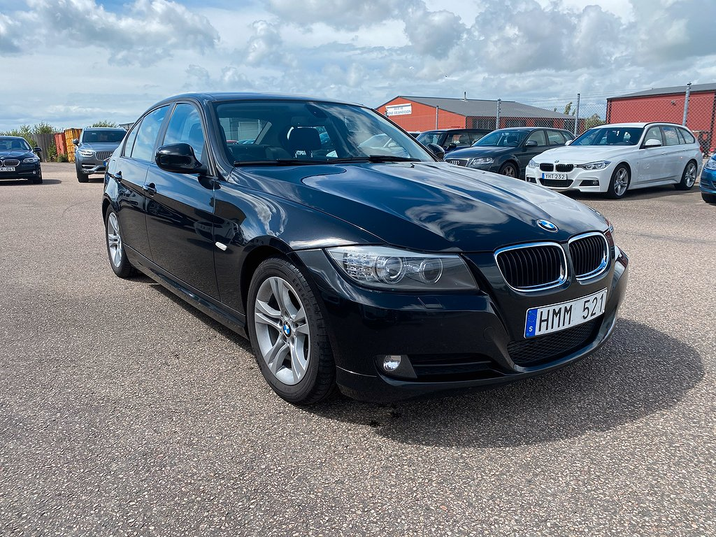 BMW 320 d EfficientDynamics Edition Sedan Comfort 163hk