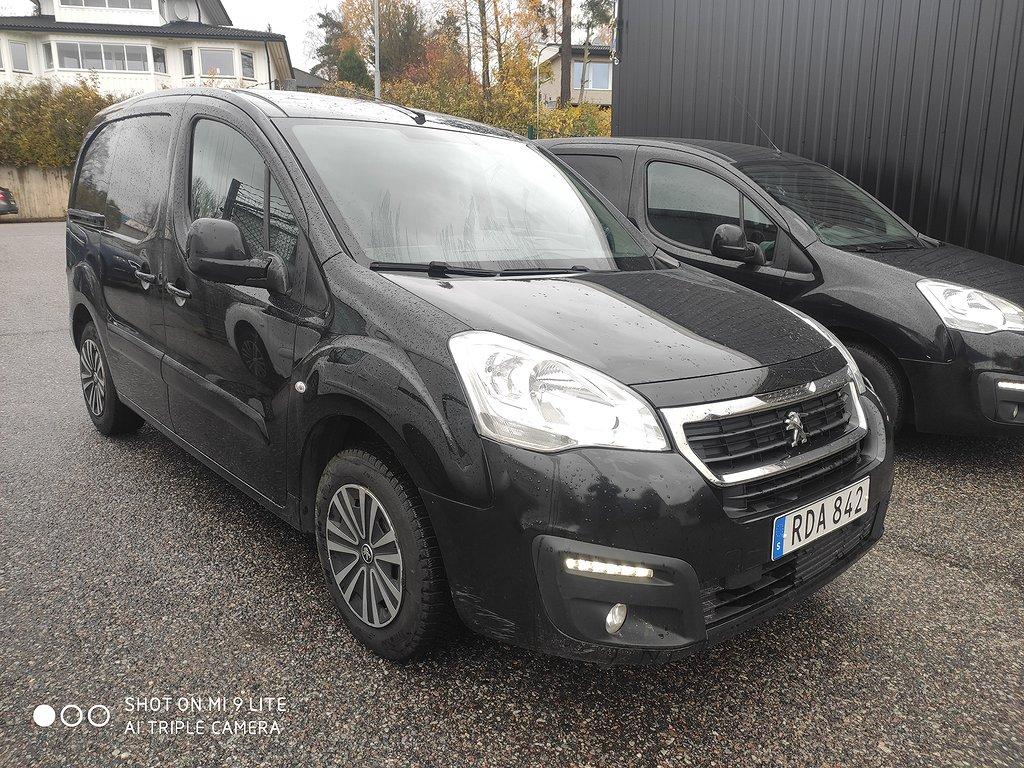 Peugeot Partner PRO+ 1.6 BlueHDi 100HK