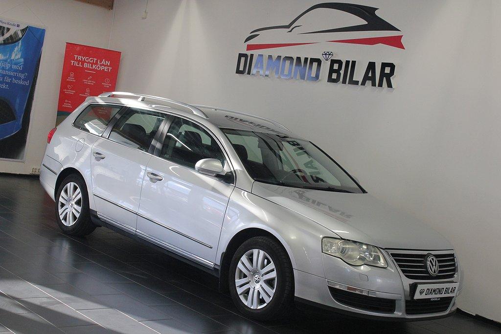 Volkswagen Passat Variant 2.0 TDI / 3-Ägare (140hk)