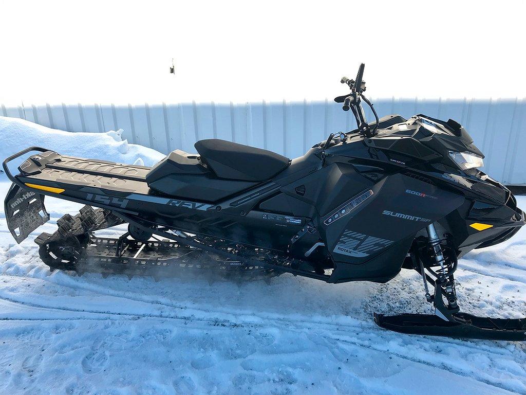 Ski-doo Summit SP 154 600R Demo med extra kylare