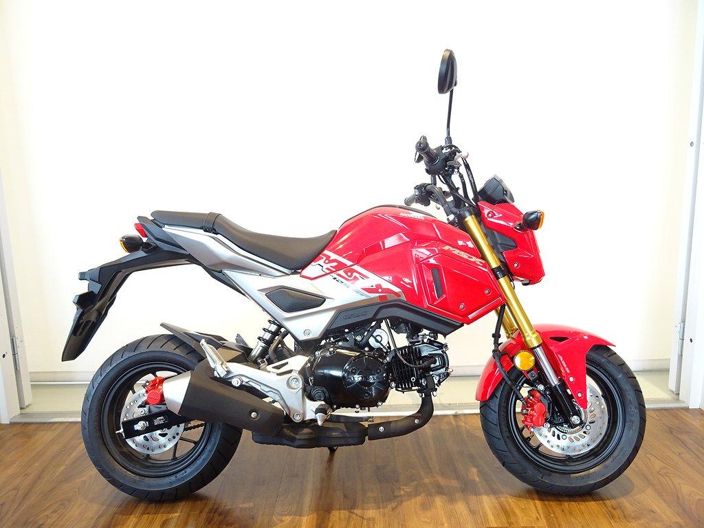 Honda MSX125, Groom