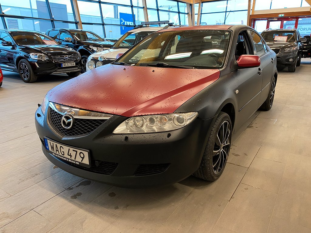 Mazda 6 Sport 2.3