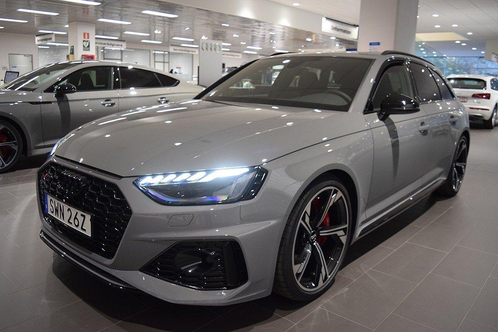 Audi RS4 Quattro Avant TFSI 450 Hk Tiptronic