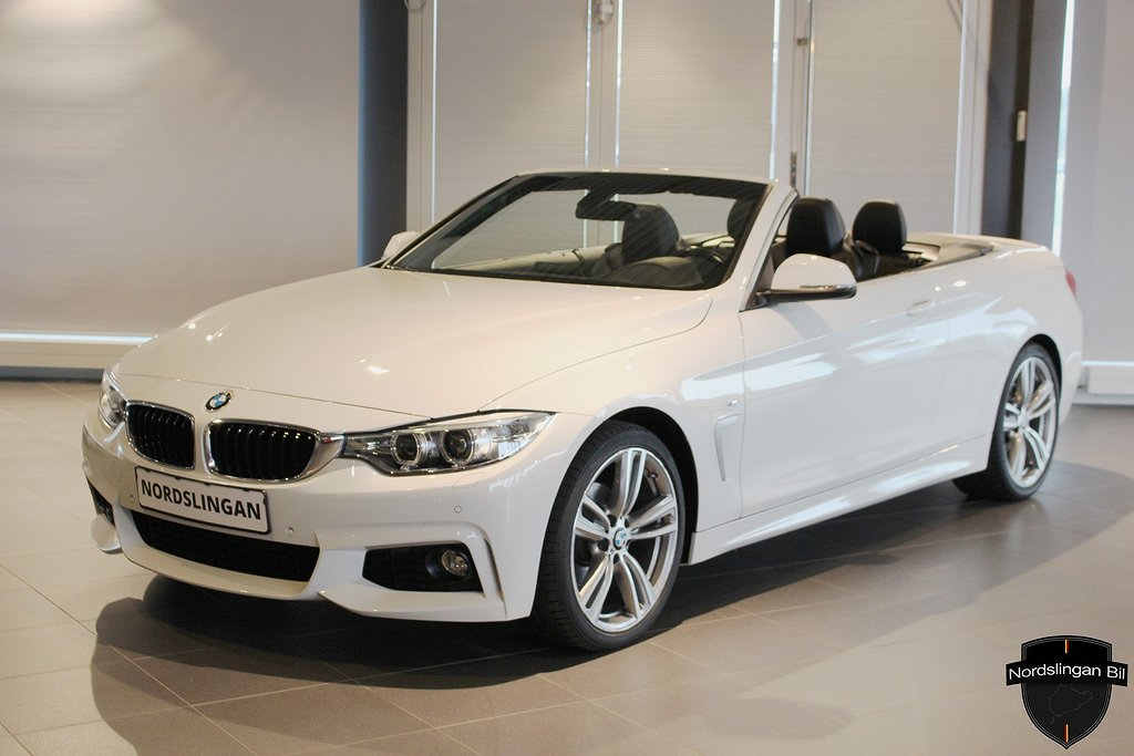 BMW 420 i Cab / M-Paket / Navi / Sportchassi