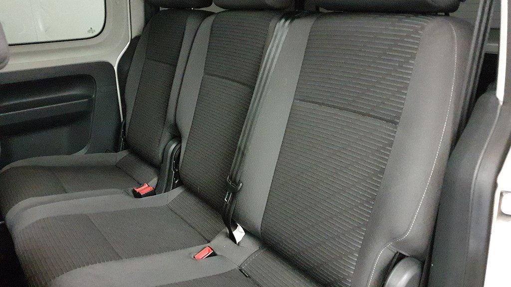 VW Caddy MPV 2.0 EcoFuel (109hk)