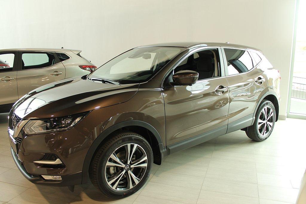 Nissan Qashqai TEKNA 140 HK KAMPANJ