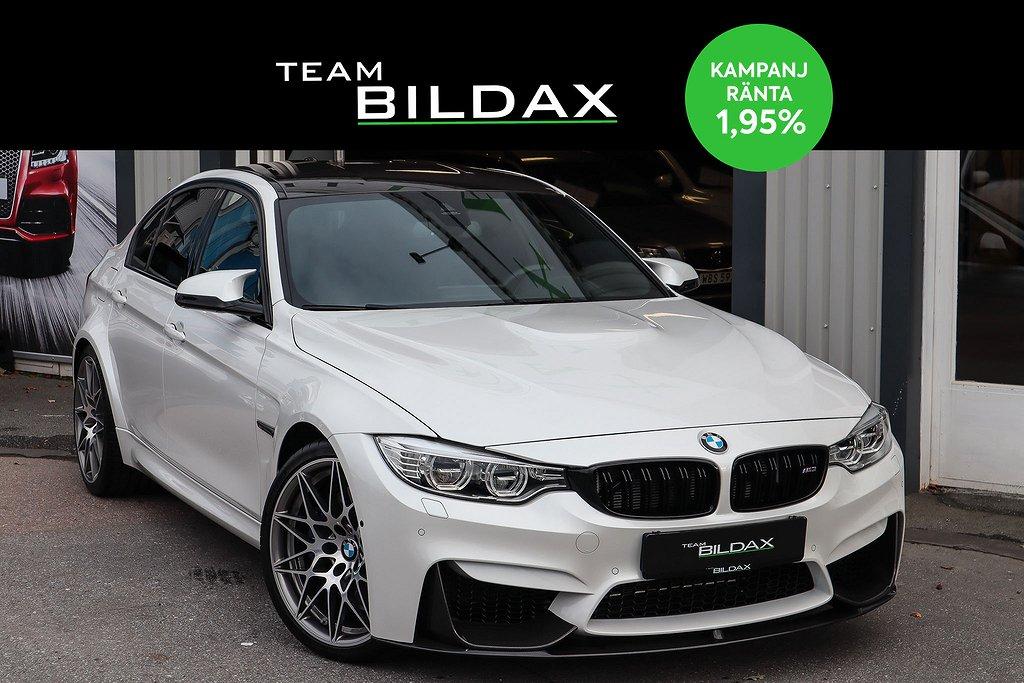 BMW M3 COMPETITION 450Hk DCT CARBON *SE SPEC*
