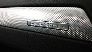 Audi A4 2.0 TDI Avant quattro (150hk) Comfort