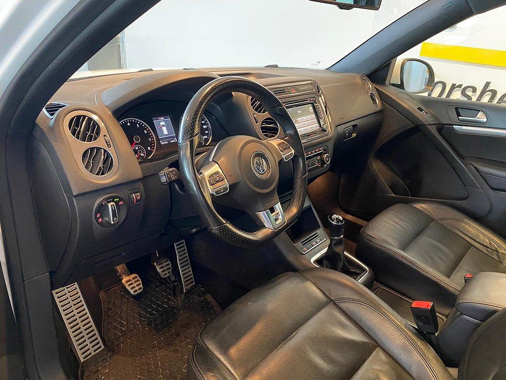 Bild till fordonet: Volkswagen Tiguan
