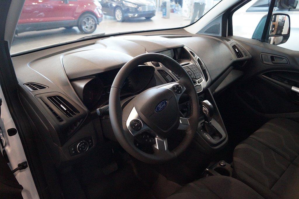 Ford Connect L1 1.5 TD 100hk Euro6 Aut Trend Skåp