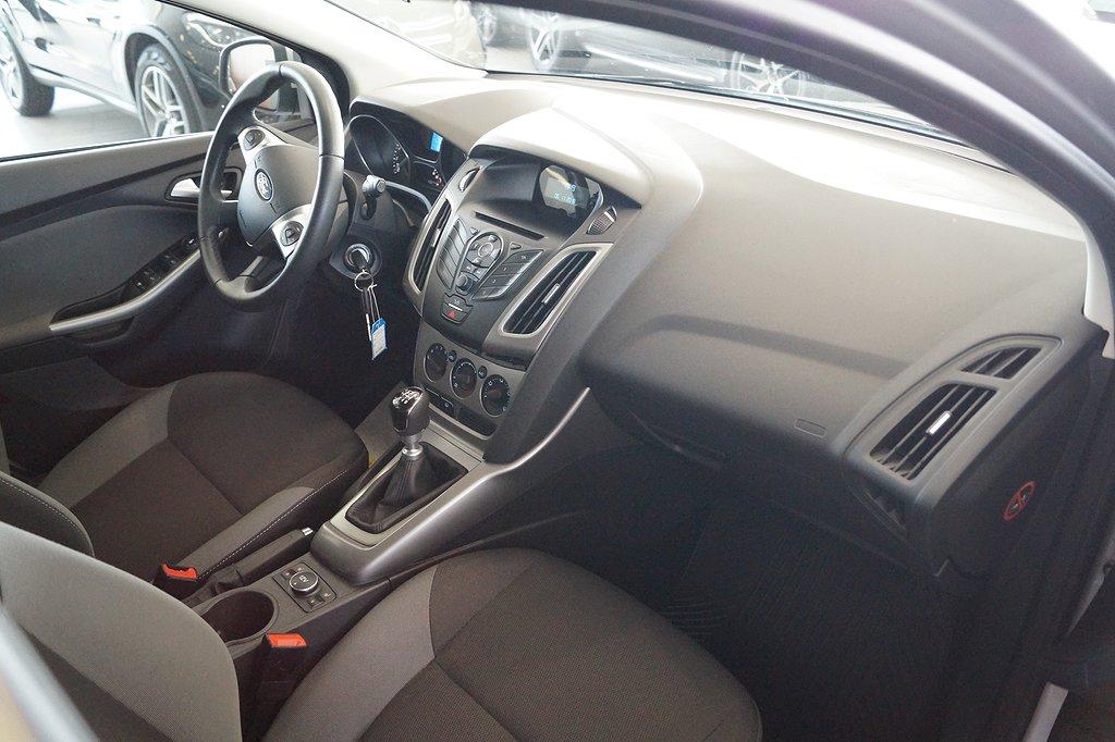 Ford Focus 1.6 Flexifuel 150hk Trend 5D