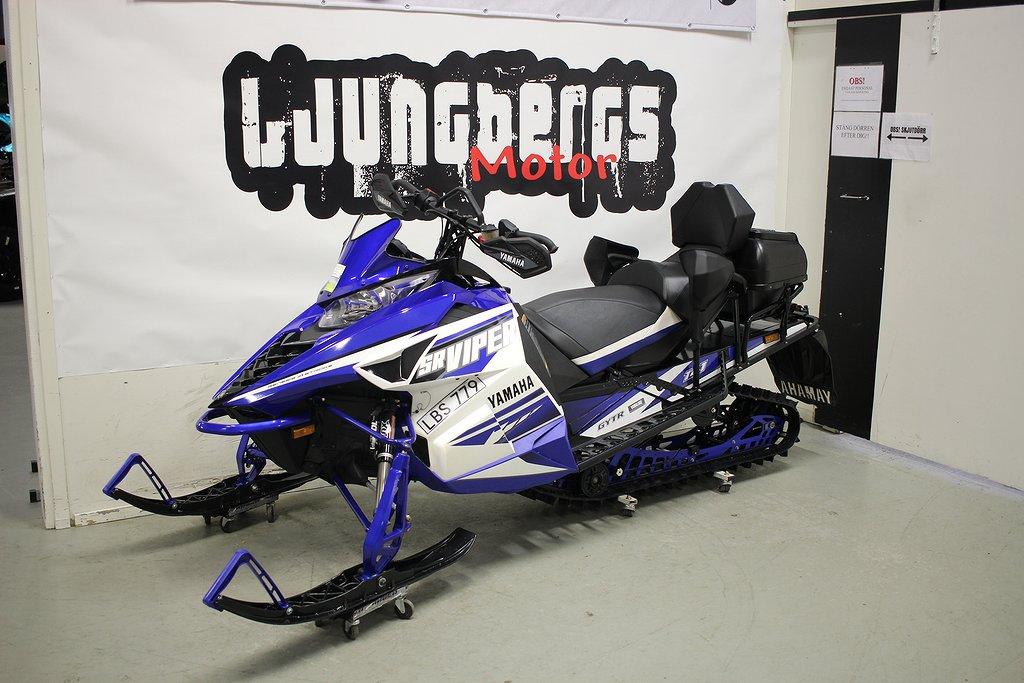 Yamaha SR Viper XTX LE
