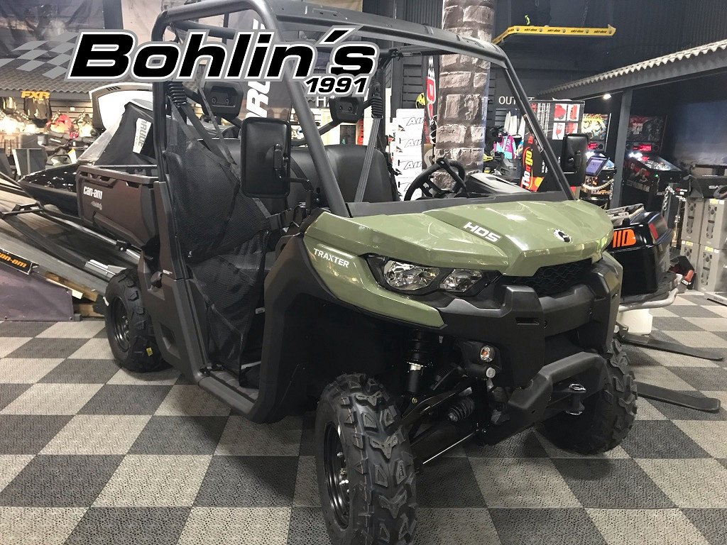 Can-Am TRAXTER BASE HD5 T-19